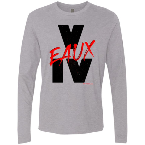 V EAUX IV RED Men's Longsleeve