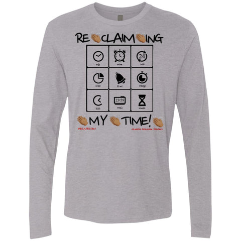 RECLAIMING MY TIME Men's Longsleeve