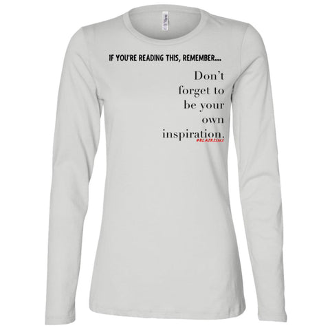 Inspiration Women's Longsleeve