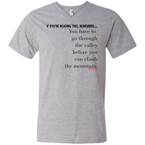 FOR A MOUNTAIN Men's V-Neck