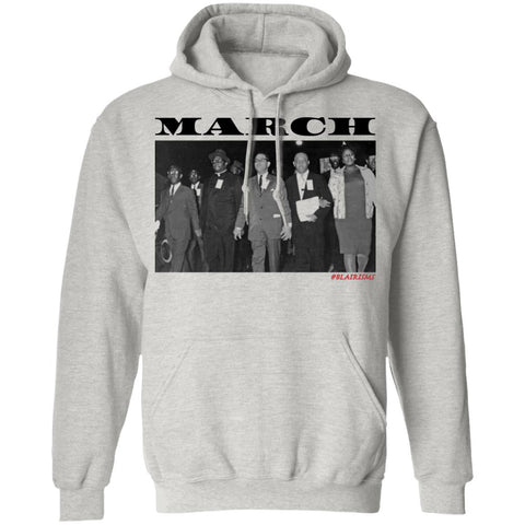 MARCH: ORETHA CASTLE HALEY FREEDOM'S MARCH Pullover Hoodie