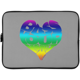 BLESS YOUR HEART (RB) Laptop Sleeve - 15 Inch