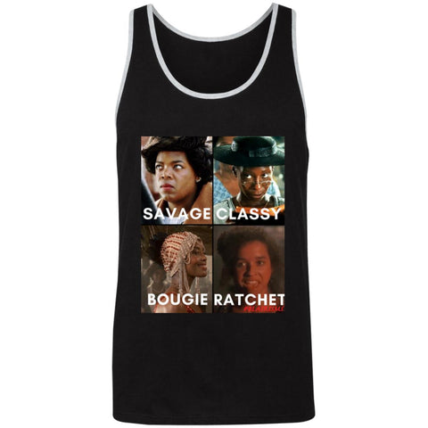THE COLOR PURPLE #SAVAGE Men's Tank Top