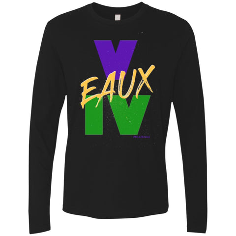V EAUX IV MG Men's Longsleeve