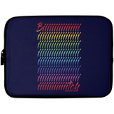BIIIIIIIIIIIIIIIITCH RAINBEAUX Laptop Sleeve - 10 inch