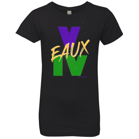 V EAUX IV MG Girl's Crew
