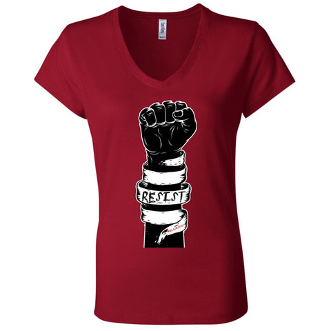 RESIST Women's V-Neck