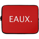 EAUX. Laptop Sleeve - 13 inch