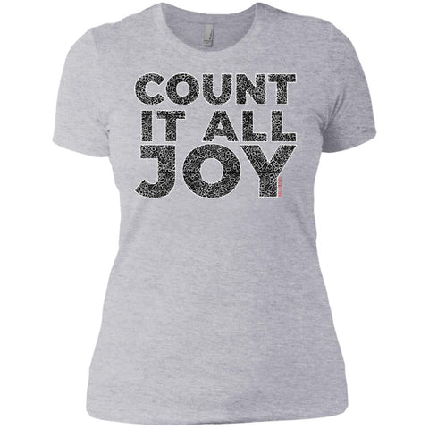 COUNT IT ALL JOY Women's Crew