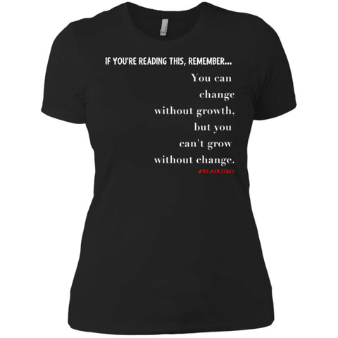 Grow Without Change Women's Crew