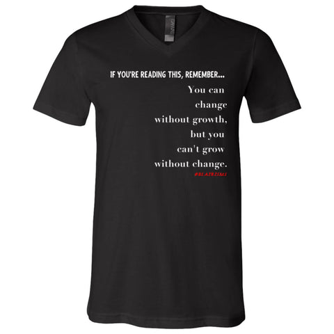 Grow Without Change Boy's V-Neck