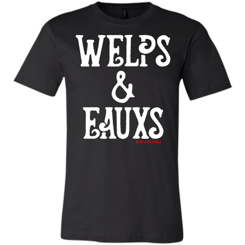 WELPS & EAUXS Men's Crew