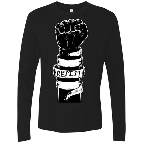 RESIST Men's Longsleeve