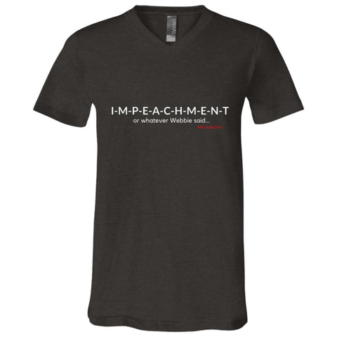 IMPEACHMENT Boy's V-Neck