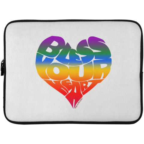 BLESS YOUR HEART RB 14 Laptop Sleeve - 15 Inch