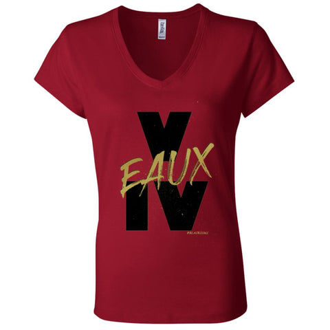 V EAUX IV (BG) Women's V-Neck
