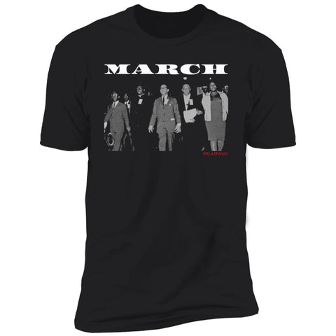 MARCH: ORETHA CASTLE HALEY/FREEDOM'S MARCH Men's Crew