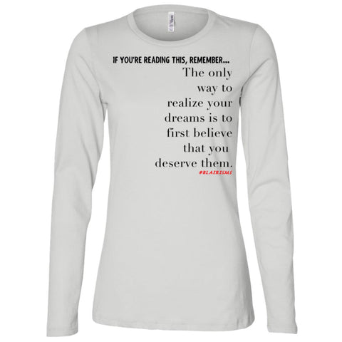 Dreams Women's Longsleeve