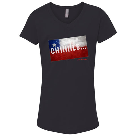 CHILE Girl's V-Neck