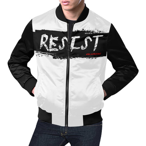 BLACK RESIST JACKETS