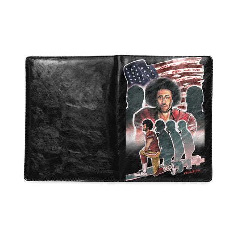 KAEPERNICK PROTEST NOTEBOOK