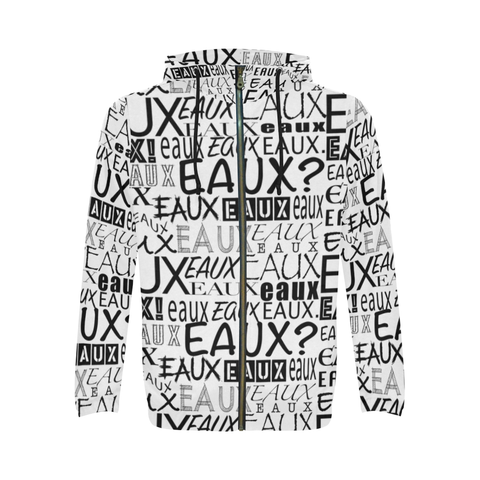 BLACK ALLEAUXVER HOODIES