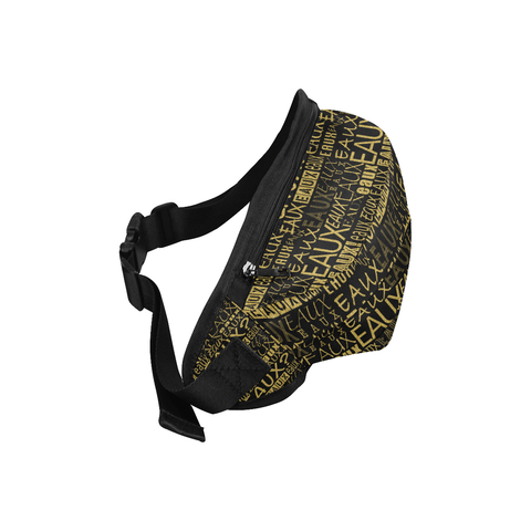 GOLD ALLEAUXVER FANNY PACKS