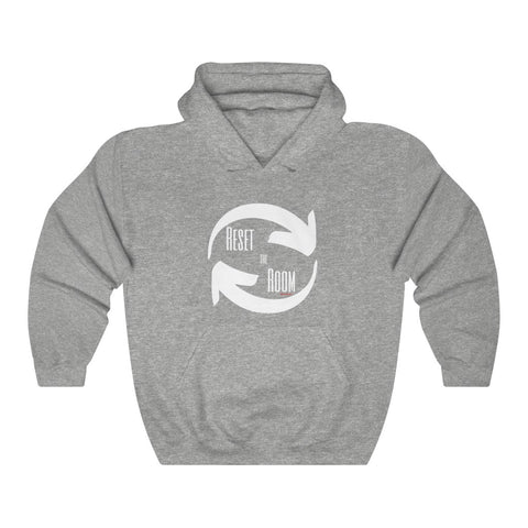 Reset the Room  Pullover Hoodie