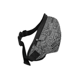 BLACK ALLEAUXVER FANNY PACKS