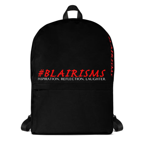 #BLAIRISMS LOGO Backpack