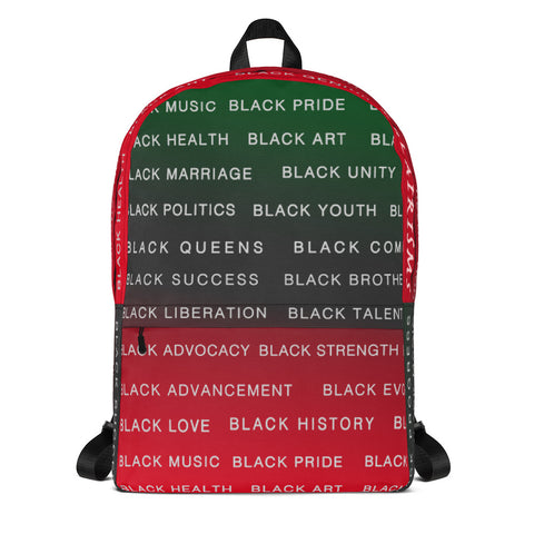 RBG BLACK MAGIC Backpack