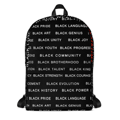 Black Magic AllEAUXver Backpack