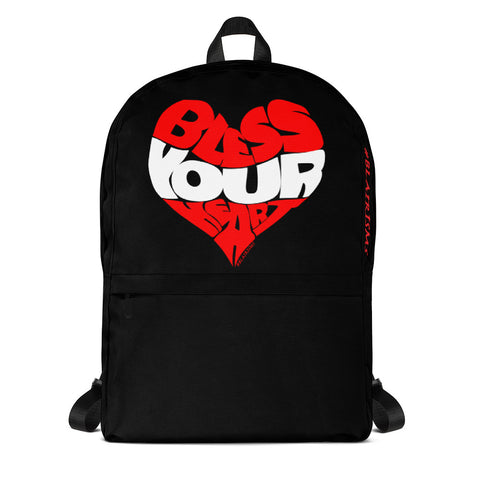 BLESS YOUR HEART Backpack