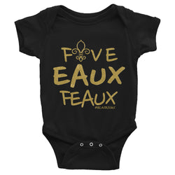 FIVE EAUX FEAUX GOLD
