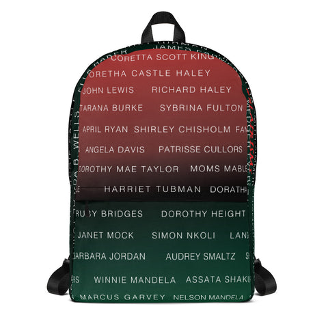 ACTIVIST RBG Backpack