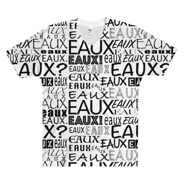 ALL EAUX-VER Men's V-Neck