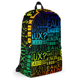 Rainbeaux AllEAUXver Backpack