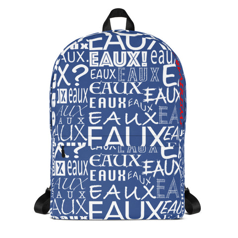 Blues AllEAUXver Backpack