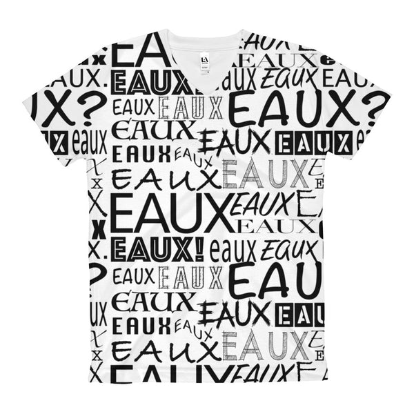 ALL EAUX-VER Women's V-Neck