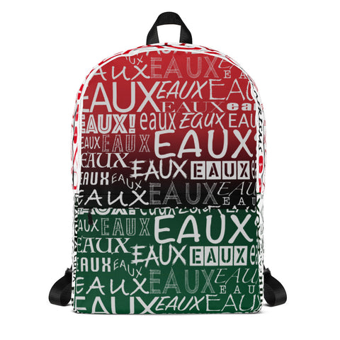 BLACK AF AllEAUXver Backpack
