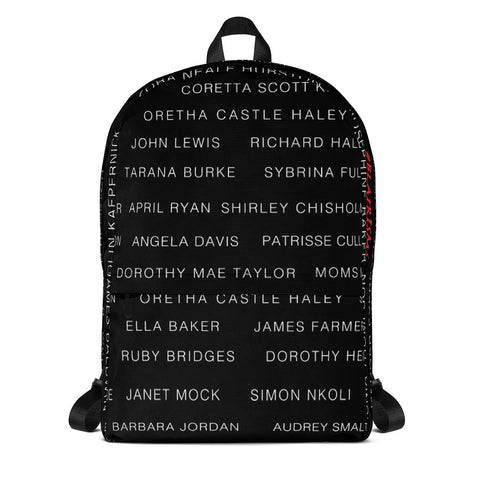 ACTIVIST BLACK Backpack