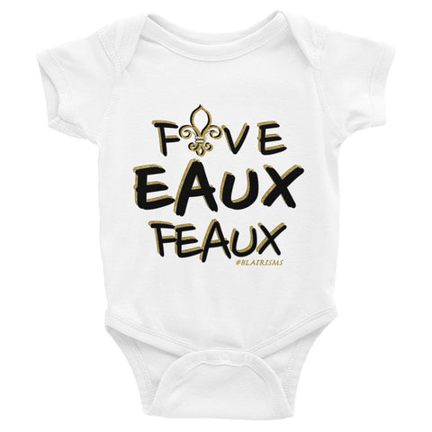 FIVE EAUX FEAUX - BLACK