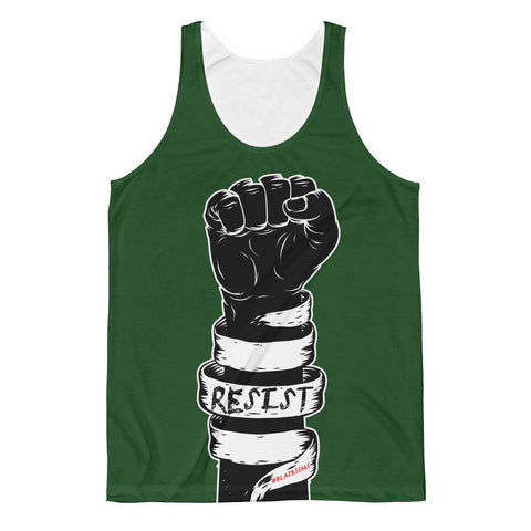 GREEN RESIST Unisex Classic Fit Tank Top
