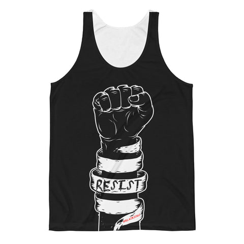 BLACK RESIST Unisex Classic Fit Tank Top