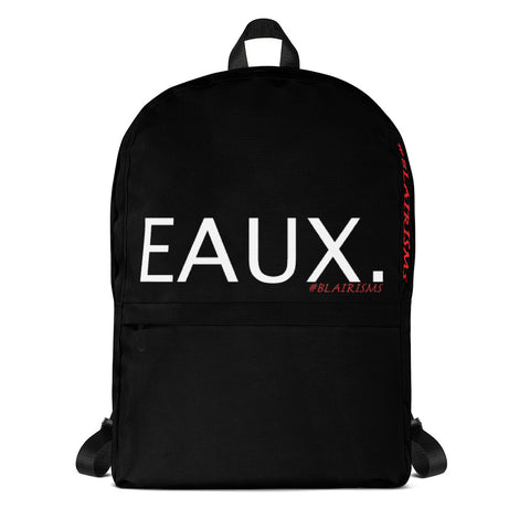 EAUX. Backpack