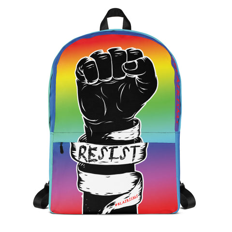 RAINBEAUX RESIST Backpack