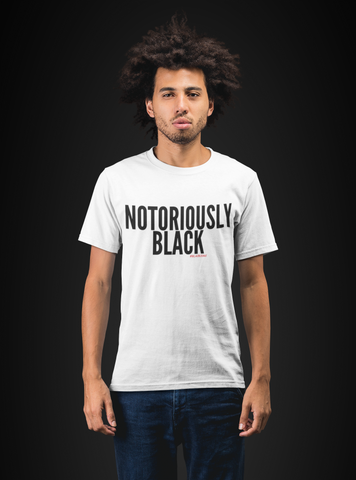 NOTORIOUSLY BLACK Men's Crew