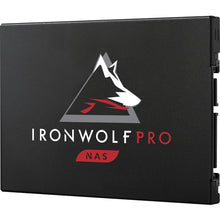 "Seagate IronWolf Pro ZA480NX1A001 480 GB Solid State Drive - 2.5"" Internal - SATA"