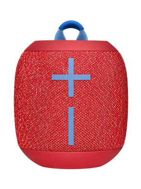 Ultimate Ears WONDER­BOOM 2 Portable Bluetooth Speaker System - Radical Red