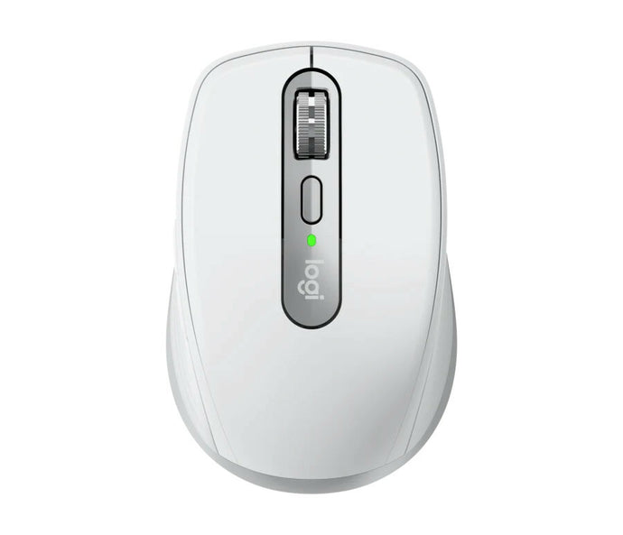 Logitech MX Anywhere 3 Wireless Mouse for Mac (Light Grey)